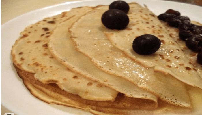 Молочно – йогуртовые заварные блины