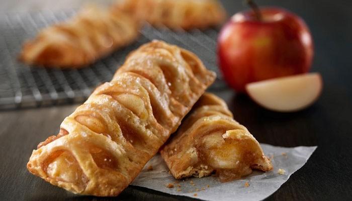 Очень вкусные пирожки с яблоками