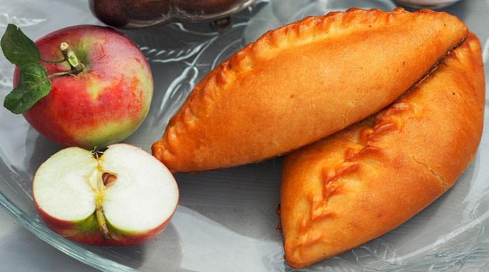 Рецепты пирожков с яблоками в духовке — готовим вкусную выпечку