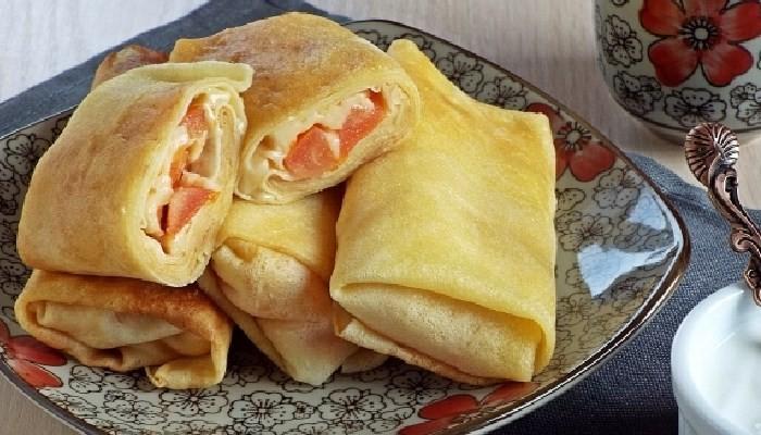 Начинка из помидор с сыром