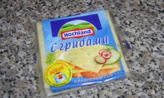 распечатываем сыр