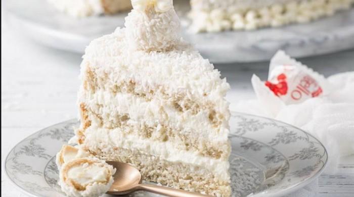 Торт «Rafaello»