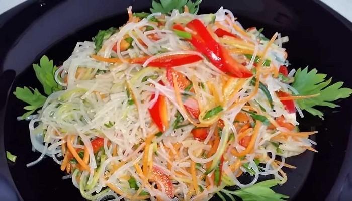 Рецепт салата по-корейски