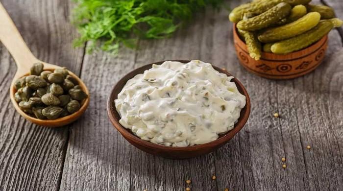 Как сделать классический соус тартар в домашних условиях – состав соуса и с чем его едят