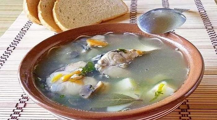 Как сварить суп из свежемороженой скумбрии — 5 рецептов рыбного супа