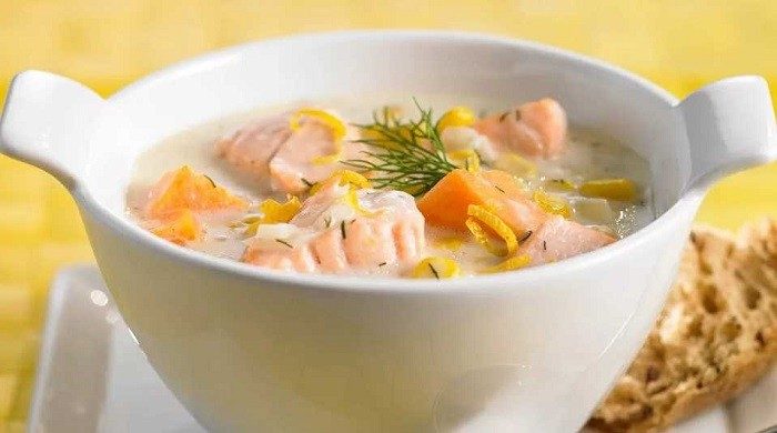 Как приготовить рыбный суп из семги — простые и вкусные рецепты с картошкой