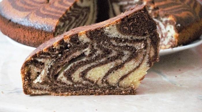 Как приготовить торт Зебра в домашних условиях по классическому рецепту