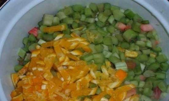 добавить апельсины