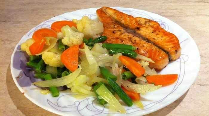 Что приготовить на гарнир к жареной рыбе — 10 простых рецептов вкусного гарнира
