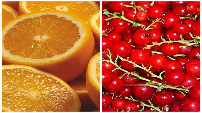 Компот из красной смородины с апельсином на зиму — рецепты приготовления без стерилизации