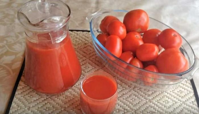 Как приготовить томатный сок на зиму через соковыжималку