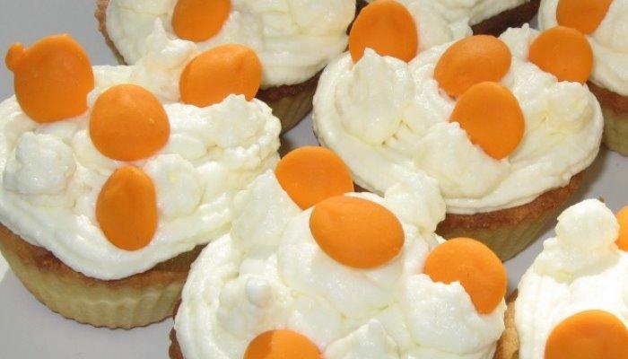 Пирожные корзиночки «Фантазия»