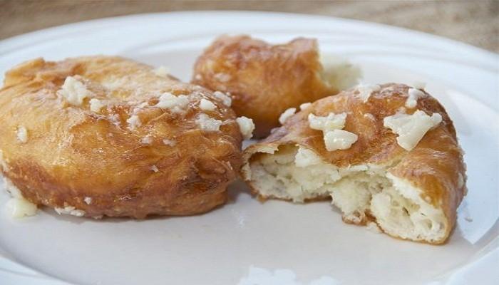 пирожки с картошкой на молоке жареные