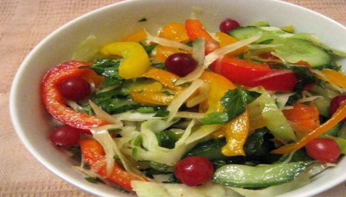 Салат овощной «Мономах»