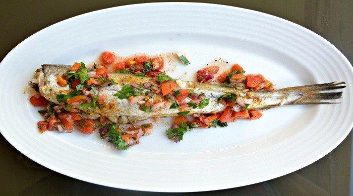 Гарнир к рыбе — простые рецепты приготовления вкусных гарниров из овощей