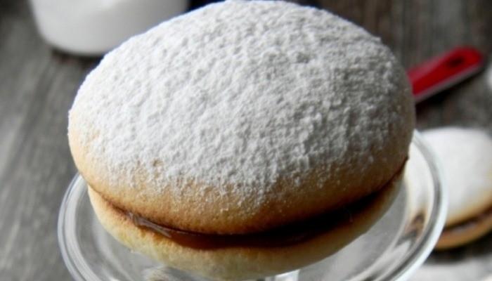 """Пирожное """"Лакомка"""""""