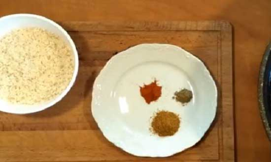 Специи для риса