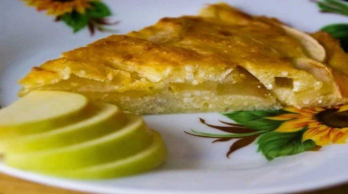 Очень нежная и вкусная творожная запеканка с яблоками в духовке — 7 простых рецептов домашней запеканки