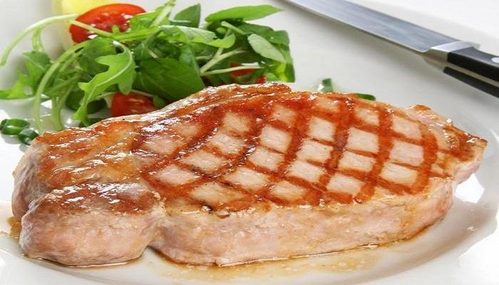 Бифштексы из свинины -рецепты