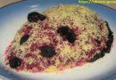 Новогодний салат мышка