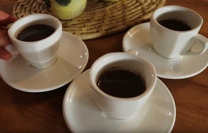 Какао из шариков из Доминиканы