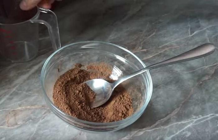 какао порошок