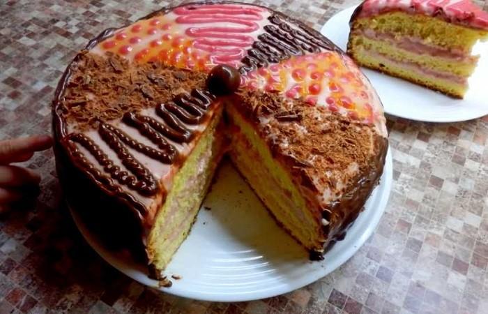 Простой рецепт торта