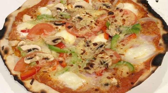 Лёгкая пицца