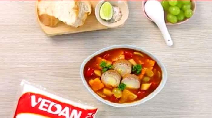 Говядина тушёная по вьетнамски