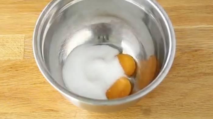 сахар в желтках