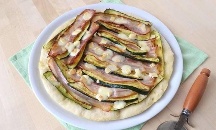готовая пицца