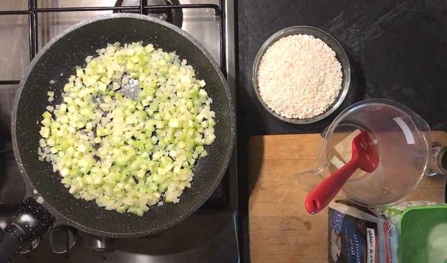 Ризотто — классический рецепт с курицей в домашних условиях