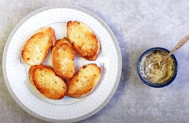 Брускетта — рецепты в домашних условиях с фотографиями начинок