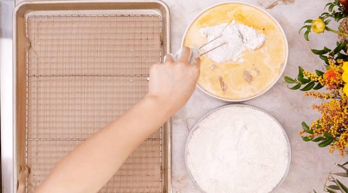 Куриное филе в кляре — рецепт приготовления с пошаговыми фото