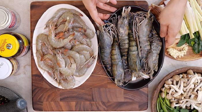 Том Ям — простой рецепт в домашних условиях с креветками