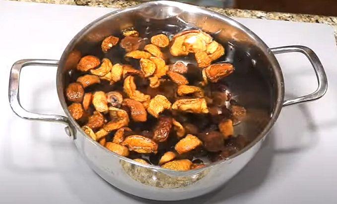 Как варить компот из сухофруктов — 7 простых рецептов