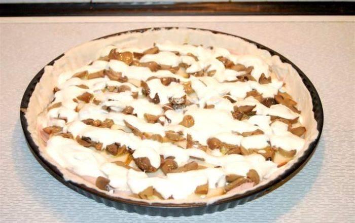 Пицца в духовке — рецепты начинки в домашних условиях