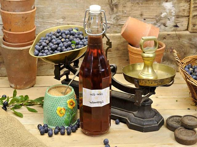 Настойка из сливы на водке в домашних условиях простой рецепт